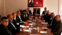 Belediye Meclisi Kasım ayı toplantısını yaptı2020 yılı tahmini bütçesi 45 Milyon lira