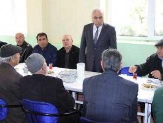 Başkan Çolak Mahalle ve Esnaf ziyaretlerine devam etti