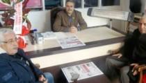 10 Ocak Çalışan Gazeteciler Günü kutlandıTeşekkürler Gazeteci Dostları…