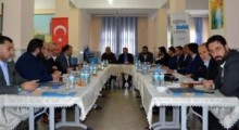 Eğitime Destek Platformu istişare toplantısı yapıldı