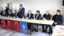 AK Parti Kurancılı Belde Teşkilatı seçimleri yapıldı