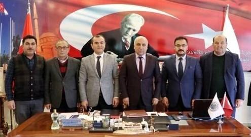 """Kaman Belediyesi, """"Ceviz Yetiştiriciliği Projesi"""" protokolü imzaladı"""