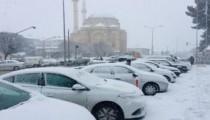 16 Mart'ta Kaman'da Kar sürprizi