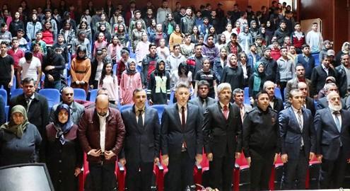 İstiklal Marşının kabulü ve Mehmet Akif'i Anma Günü gerçekleştirildi