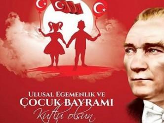 Ulusal Egemenliğin 101.yılı kutlu olsun