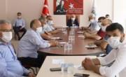 Belediye Meclisi üç aylık bir aradan sonra toplandı