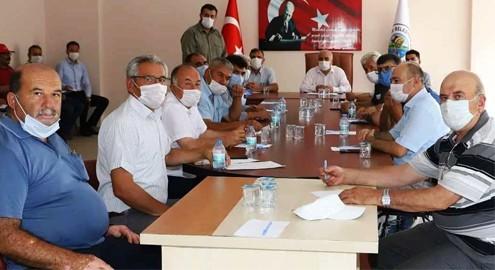 Kaman Belediyesi Eylül Ayı Meclis toplantısı yapıldı