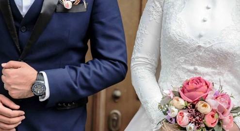 Düğünler 1 saat ile sınırlandırıldı