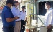 Kaman'da Pandemi denetimleri devam ediyor
