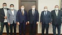 Kaman için Ankara'da önemli görüşme
