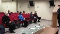Kaman'da kadına yönelik şiddetle mücadele Çalışmaları değerlendirme toplantısı yapıldı