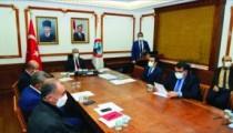 Kırşehir'de işsizliğin azaltılması ve istihdamın artırılması değerlendirildi