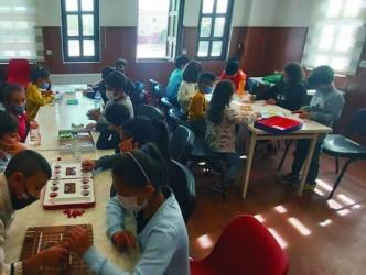 Kaman Gençlik Merkezi ücretsiz kursları devam ediyor