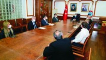 Pandemi Toplantısı Yapıldı