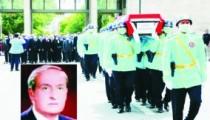 Kırşehir eski Milletvekili Şevki Göğüsger toprağa verildi