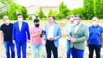 AK Parti Kırşehir Milletvekili Mustafa Kendirli, kentte yürütülen sağlık yatırımlarını yerinde inceledi.