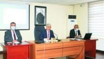 İl Koordinasyon Kurulu 2021 Yılı 3. Toplantısı Vali İbrahim Akın başkanlığında yapıldı.