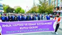 AHİLİK HAFTASI ve ESNAF BAYRAMI BAŞLADI